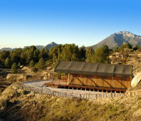 Finca Les Coves GLAMPING Alicante HOLASPAIN