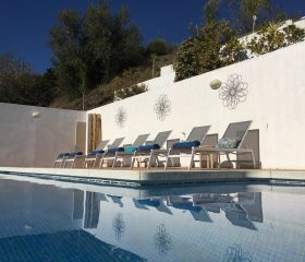 Bed and Breakfast Cortijo La Zapatera Andalusie HOLASPAIN